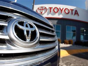 Logo Toyota,Premium Dilarang, Ini Strategi Toyota