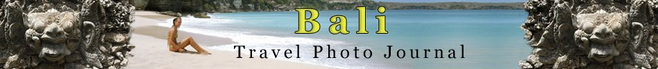 Bali - Travel photo journal