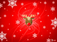 rudolph background wallpaper