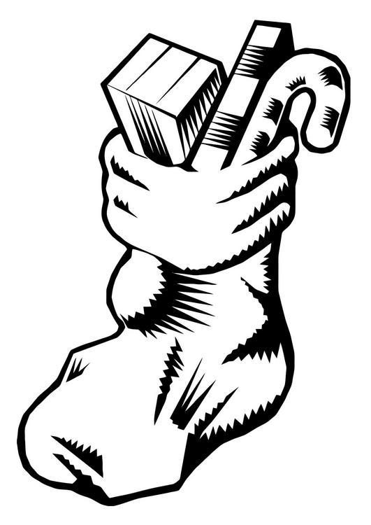 christmas stocking printables kids coloring pages realistic coloring pages