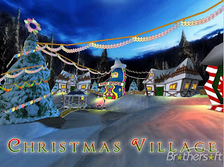 3d Christmas Desktop Wallpaper