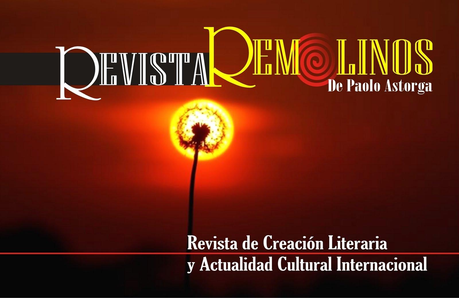 Revista Literaria Remolinos