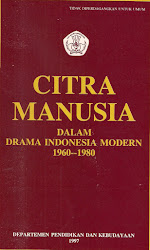 Citra Manusia 1960--1980 dalam Drama Indonesia modern