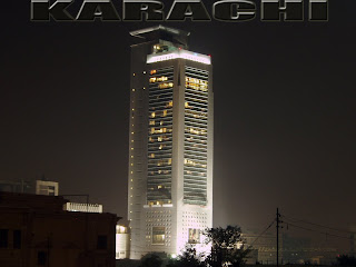 2nd HIGHEST BUILDING OF PAKISTAN MCB TOWER