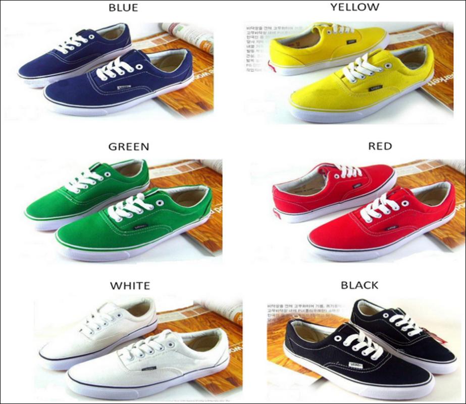 Vans Colors 28 Images Vans Unisex Shoes Canvas