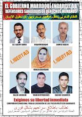 APOYO A LA REPÚBLICA ÁRABE SAHARAUI DEMOCRÁTICA