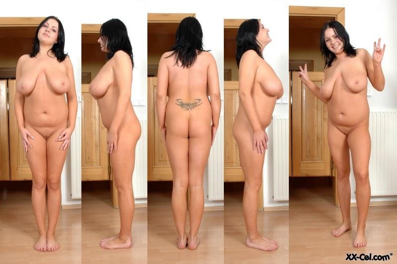 nude austrilian big body women