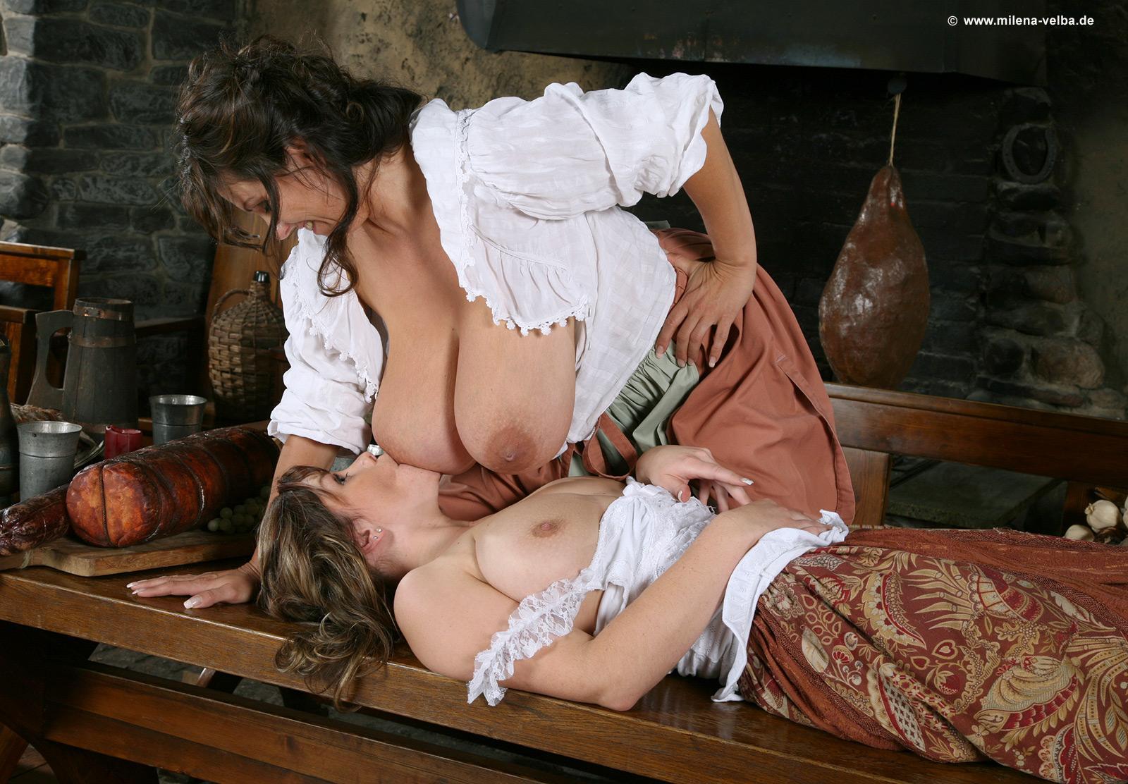 Секс с кухаркой 16 фотография