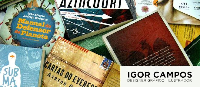 Igor Campos | Designer gráfico e ilustrador