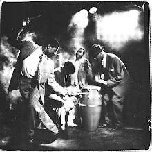 Jazz Defektors pic. Kevin Cummins