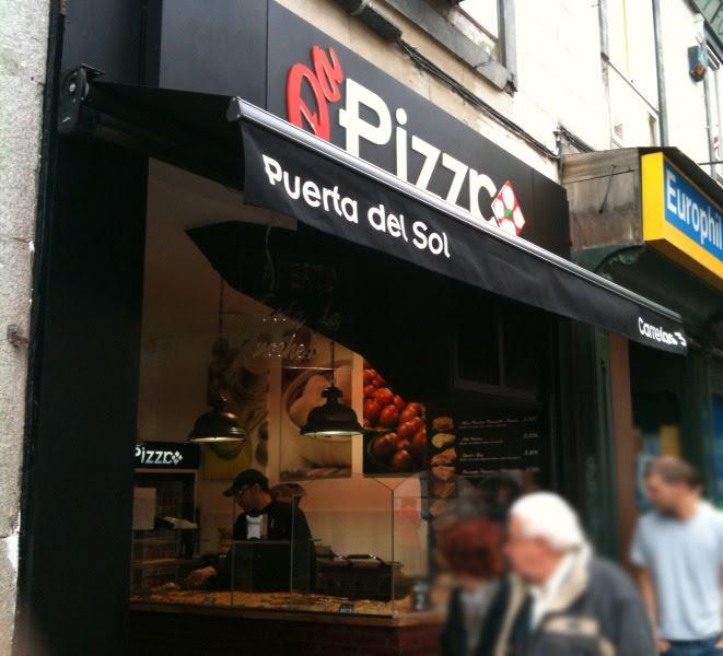 Pampa Design Blog Papizza Puerta Del Sol Todo El D A Y