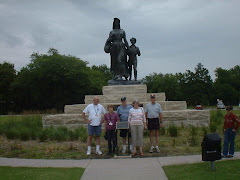 Pioneer Woman Statue - Ponca City - June 2007