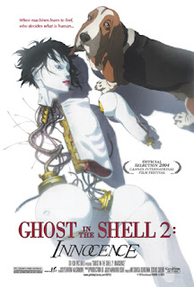 Ghost in the Shell 2: Innocence. VOS online y gratis