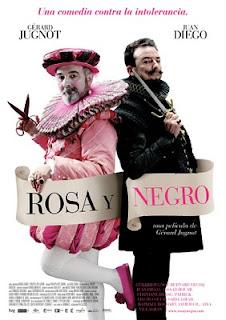 Rosa y negro (2009)