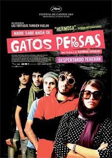 Nadie sabe nada de gatos persas (2010)