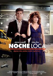 Noche loca (Date night) (2010)