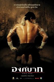 Ong Bak  -(artes marciales)
