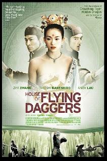 La casa de las dagas voladoras -(acci�n)