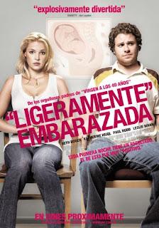 Ligeramente Embarazada cine online