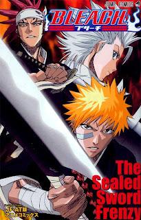 Bleach. El frenesí de la espada sellada (2009)