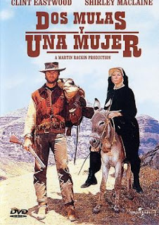 Dos mulas para la hermana Sara (1970)