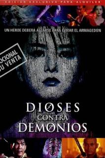 Dioses contra demonios - (acci�n)