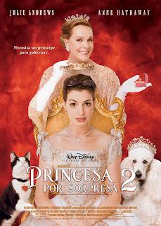 Princesa por sorpresa online y gratis