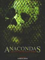 Anacondas, la cacer�a de la orquidea sangrienta