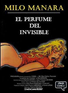 El Perfume del Invisible cine online gratis