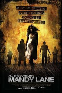 All the boys love Mandy Lane. Seducción mortal online y gratis