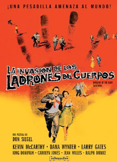 La invasion de los ladrones de cuerpos cine online gratis