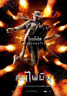 Los guerreros del fuego - Khon faibin  -(acción-artes marciales)