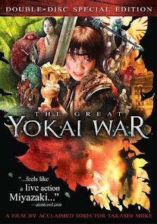 Yokai war  -(ciencia ficción)