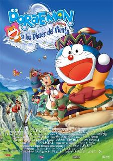Doraemon Y Los Dioses Del Viento online y gratis