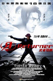 Returner -(ciencia ficción)