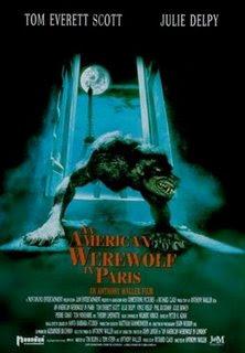 Un hombre lobo americano en Paris (1998)