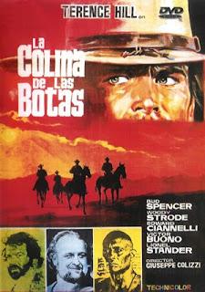 La colina de las botas (1969)