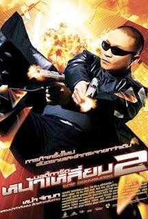 The bodyguard 2- Thai Dragon 2  -(acción-artes marciales)