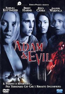 Posters / Carátulas de sorprendente parecido Adam+y+evil