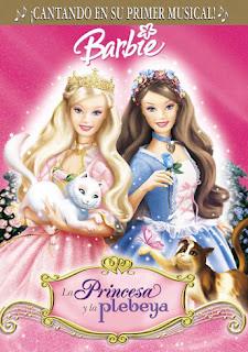 Barbie La Princesa y la Plebeya online y gratis