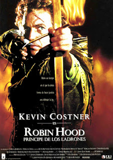Robin Hood, principe de los ladrones cine online gratis