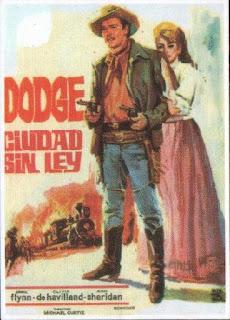 Dodge Ciudad Sin Ley (1939)