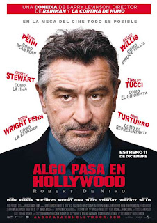 Algo pasa en Hollywood (2009) What Just Happened
