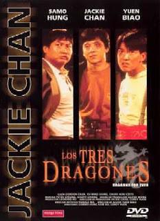 Los tres dragones (Dragons forever) (1988)