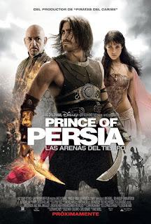 El Principe de Persia (2010) Las arenas del tiempo Prince of persia
