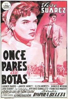 Once pares de botas (1954)
