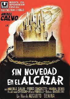Sin novedad en el Alcazar (1940)
