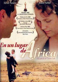 En un lugar de Africa (2001)