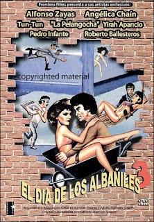 El dia de los albañiles 3 (1987)