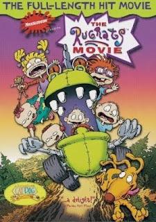 Los Rugrats La pelicula (1998)